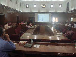 Training Session On Samarth